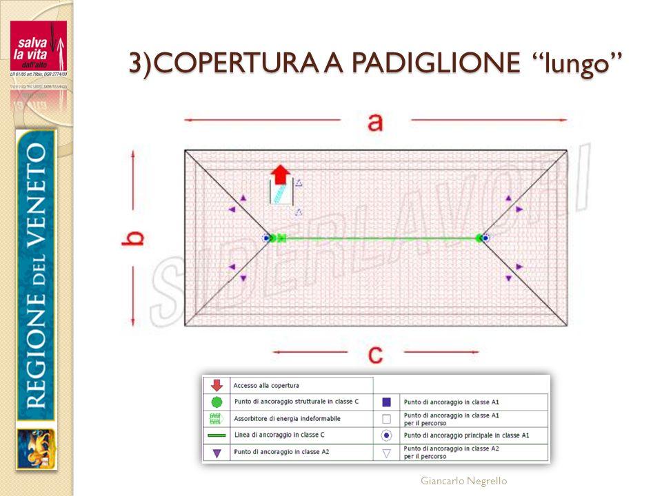 Giancarlo Negrello 3)COPERTURA A PADIGLIONE lungo