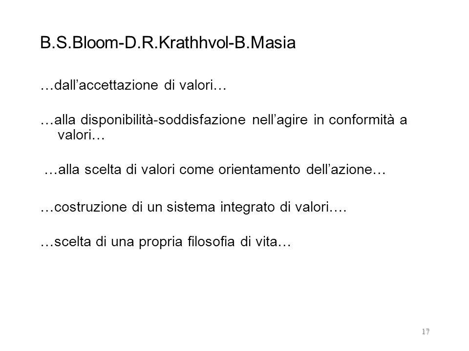 Costruzione di valori L. Kolberg …dagli orientamenti relativistico-strumentali… …. allorientamento personale del bravo bambino… …allorientamento alla