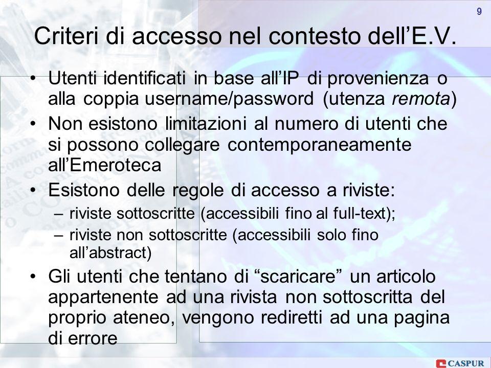 Carlo Maria Serio - c.serio@caspur.it 20 Andamento % dei T.A.