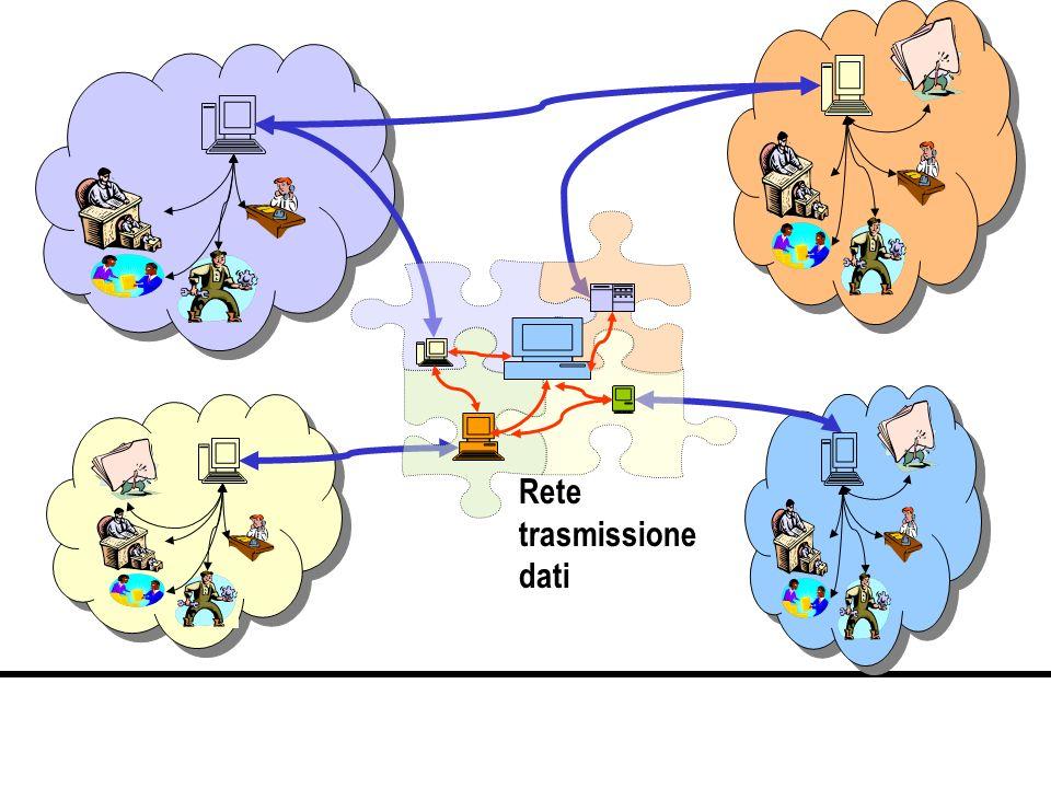 Rete trasmissione dati