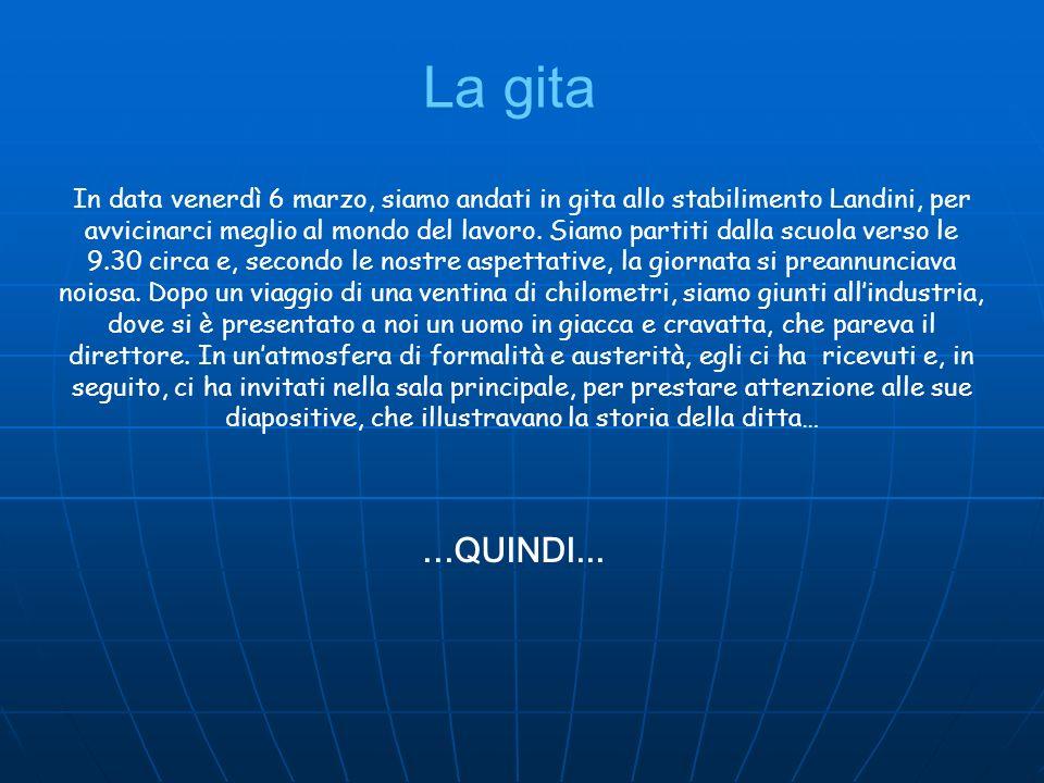 La storia La Landini Trattori fu fondata nel 1884 da Giovanni Landini, sotto la denominazione di Fabbrica di Attrezzi Agricoli ed Enologici.
