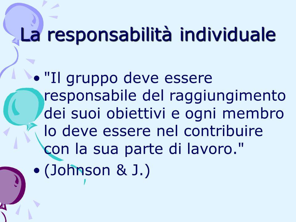 Linsegnamento delle competenze sociali Il benessere personale e il successo dei ragazzi è inesplicabilmente legato alla loro accettazione da parte dei compagni.