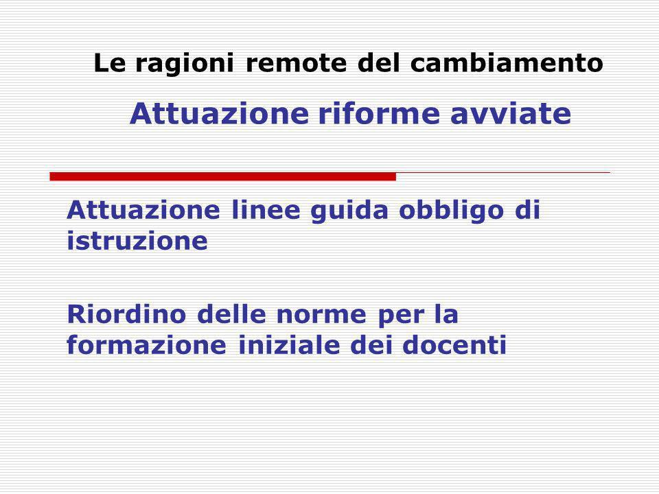 Legge 169/2008 Valutazione Art.