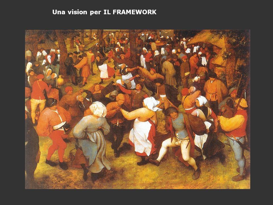Una vision per IL FRAMEWORK