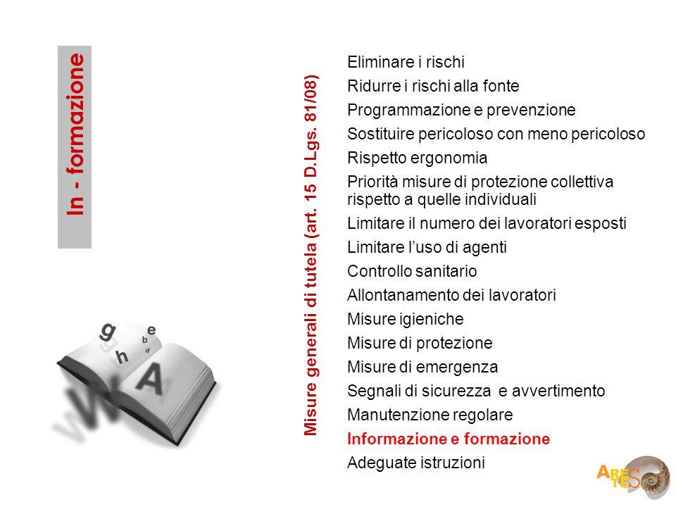 FORMAZIONE del DATORE DI LAVORO - RSPP D.Lgs.81/08, art.