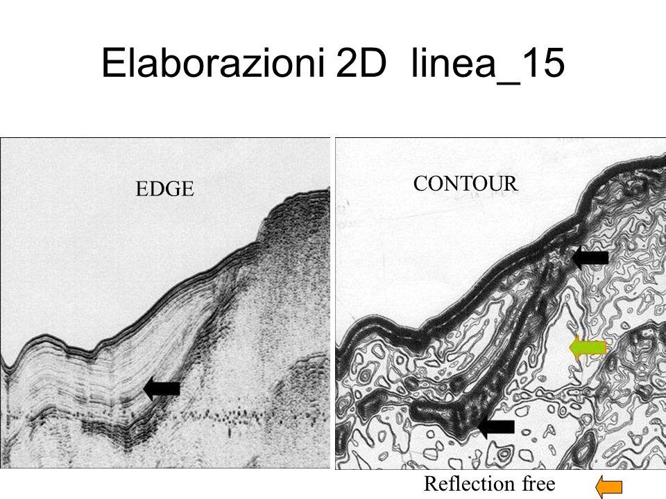 Elaborazioni 2D linea_15 CONTOUR EDGE Reflection free