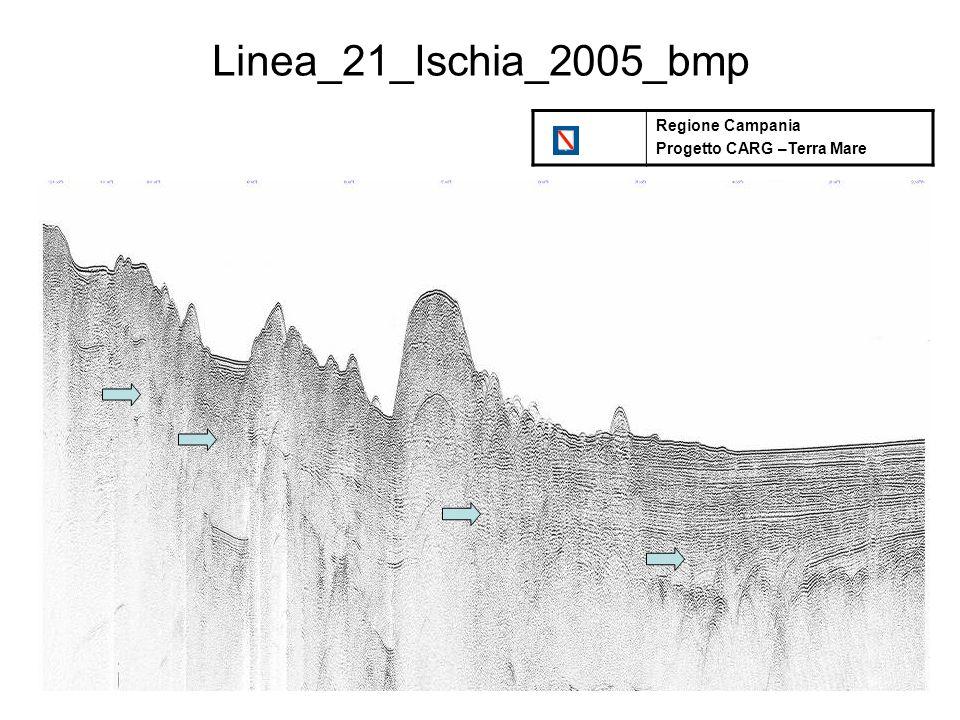 Linea_21_Ischia_2005_bmp Regione Campania Progetto CARG –Terra Mare