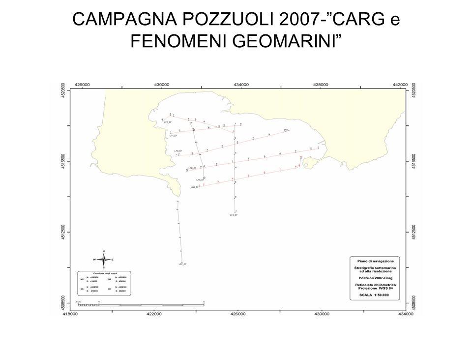 Sismica a bassa profondità (Porto Coppola Pinetamare) Sam96-multi_tip Sparker Sismica in acque poco profonde