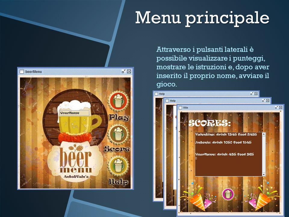 Beer Menu è un videogame 2D, sviluppato in linguaggio Java. Lidea di fondo è stata quella di realizzare un social-game semplice e divertente. Lo scopo