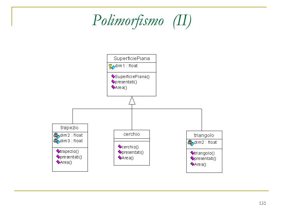 135 Polimorfismo (II)