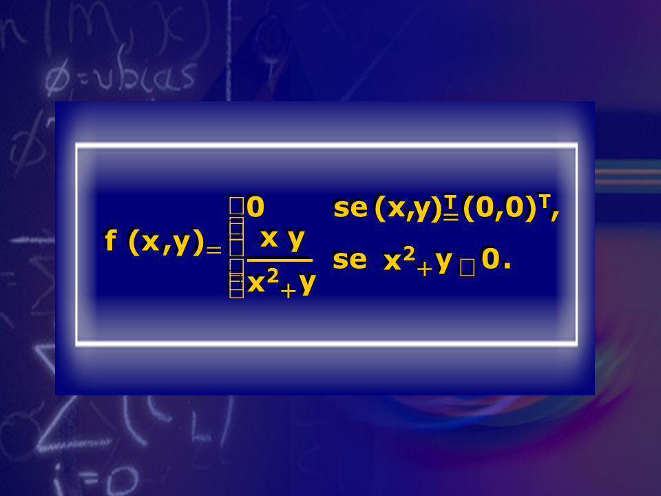 f f ( ( x x,, y y ) ) 0 0 se ( ( x x,, y y )T)T )T)T ( ( 0 0,, 0 0 )T,)T, )T,)T, x y x2x2 x2x2 y y se x2x2 x2x2 y y 0 0..