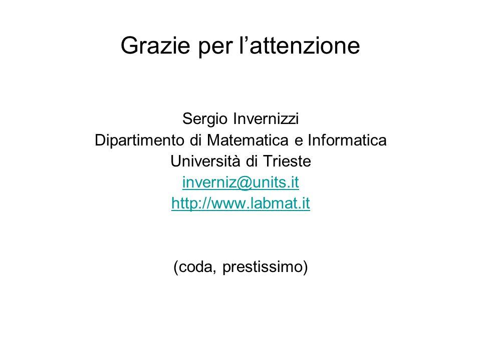 Esempio 3 Scheda di lavoro dedicata agli studenti della scuola superiore dallindirizzo http://www.dsm.units.it/~borelli/adt/lambert/scheda.zip