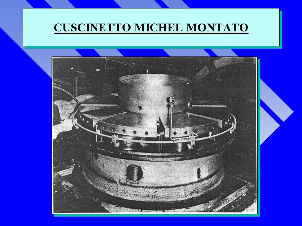 n Per macchine di grande potenza, o comunque per forti correnti e quindi elevate sezioni di avvolgimento, il conduttore di statore viene suddiviso in conduttori elementari che vengono trasposti con il metodo Rœbel.