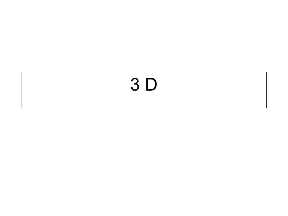la proiezione di un oggetto 3D su un piano di proiezione 2D e data dall intersezione dei proiettori con il piano di proiezione; i proiettori = un insieme di rette di proiezione che hanno tutte un origine comune nel punto centro di proiezione (punto di vista, dove possiamo immaginare l occhio dell osservatore) e passano per tutti i punti dell oggetto; Si noti che in generale una proiezione puo essere definita da proiettori curve (non rette) che passano tutte per il centro di proiezione e intersecano una superficie di proiezione (non piana) [altre applicazioni, in particolare, cartografia] proiettori centro di proiezione piano di proiezione oggetto da rap- presen- tare