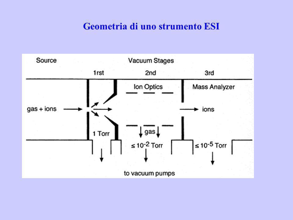 Geometria di uno strumento ESI