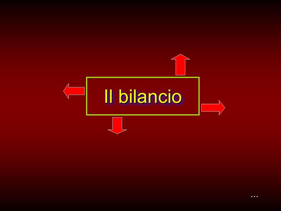 ... una equazione costitutiva una equazione di bilancio per fare questo occorrono due cose: equazione costitutiva equazione di bilancio