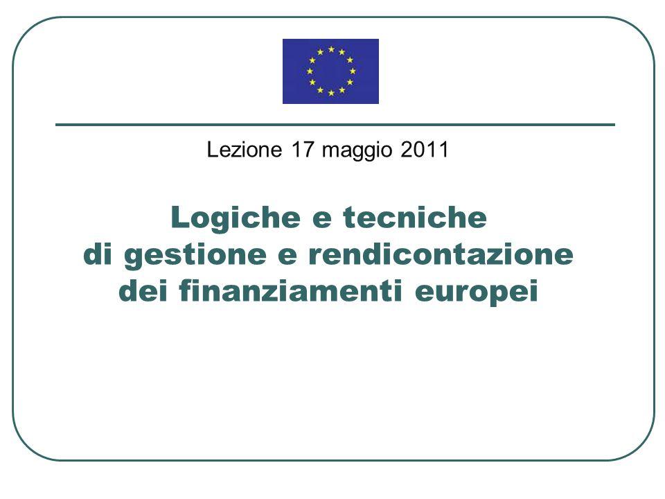 Il Finanziamento nel 7FP Grant Agreement Annex I: Description of Work Parte A: budget, presentazione, lista partecipanti Parte B: 1.