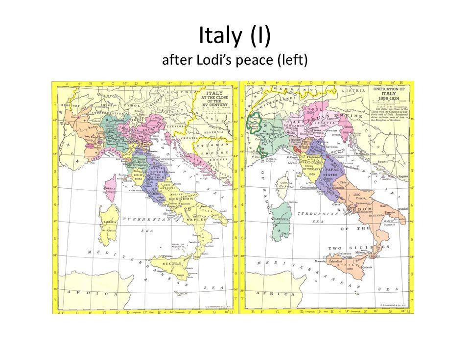 Spunti, parole chiave, eventi e personaggi evocati a lezione PARTE B Nunzio e Delegato apostolico (diplomatici della S.
