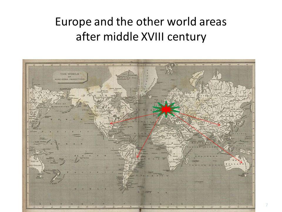 Europe after congress of Vienna