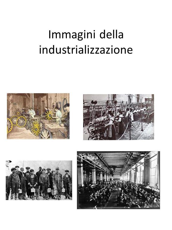 Immagini della industrializzazione