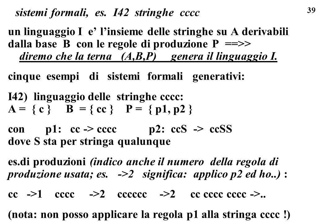 39 sistemi formali, es.