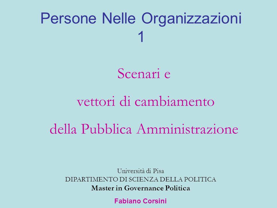 Funzione pubblica, in senso oggettivo consiste nell attività volta alla cura degli interessi della collettività (interessi pubblici), predeterminati in sede di indirizzo politico; in senso soggettivo è l insieme dei soggetti che esercitano tale funzione.
