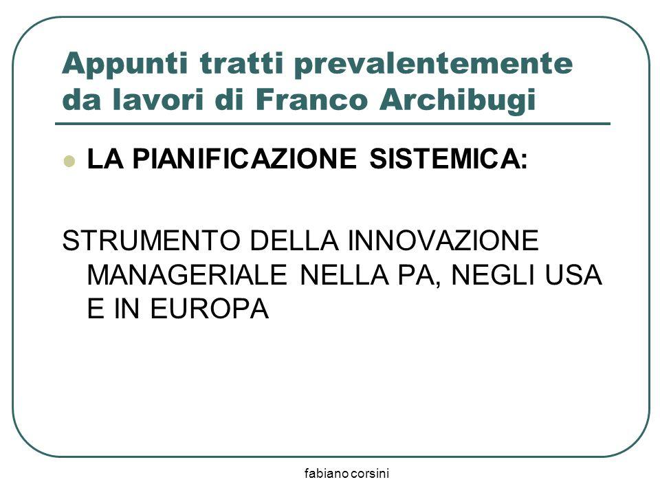 fabiano corsini Fonte: F.Monteduro, L.