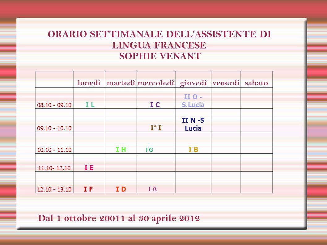 L IMMEUBLE Anno scolastico 2011-1012 Progetto per la scuola media Balzico CAVA DE TIRRENI (SA) a cura di Sophie Venant