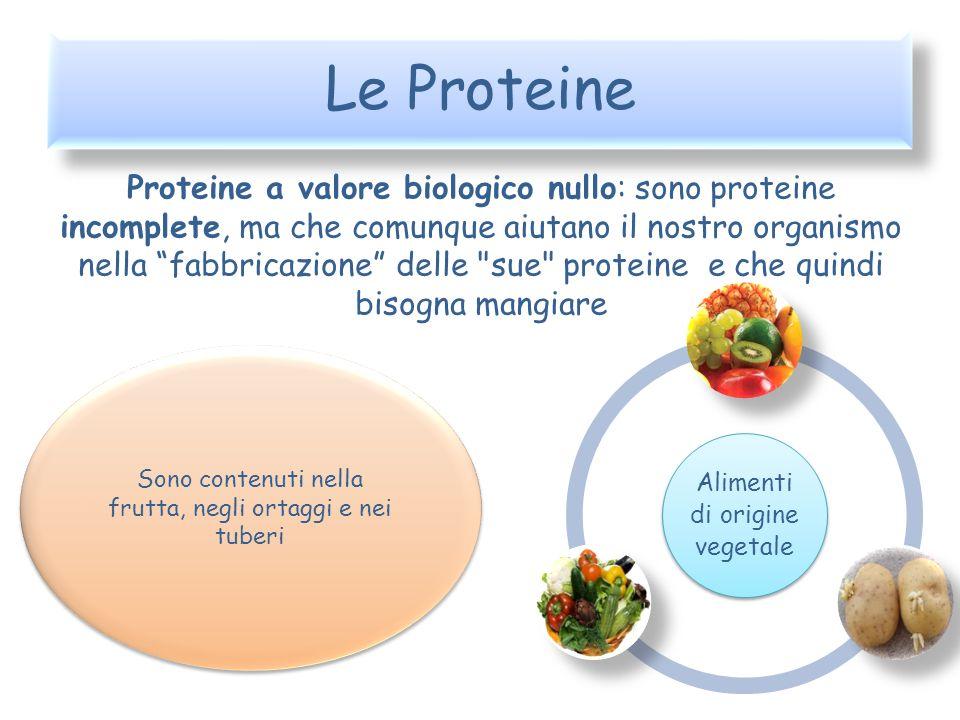 Le Proteine Proteine a valore biologico nullo: sono proteine incomplete, ma che comunque aiutano il nostro organismo nella fabbricazione delle