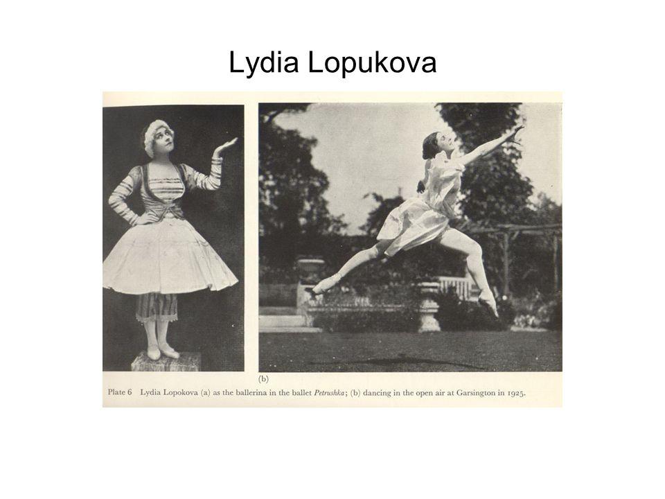 Lydia Lopukova