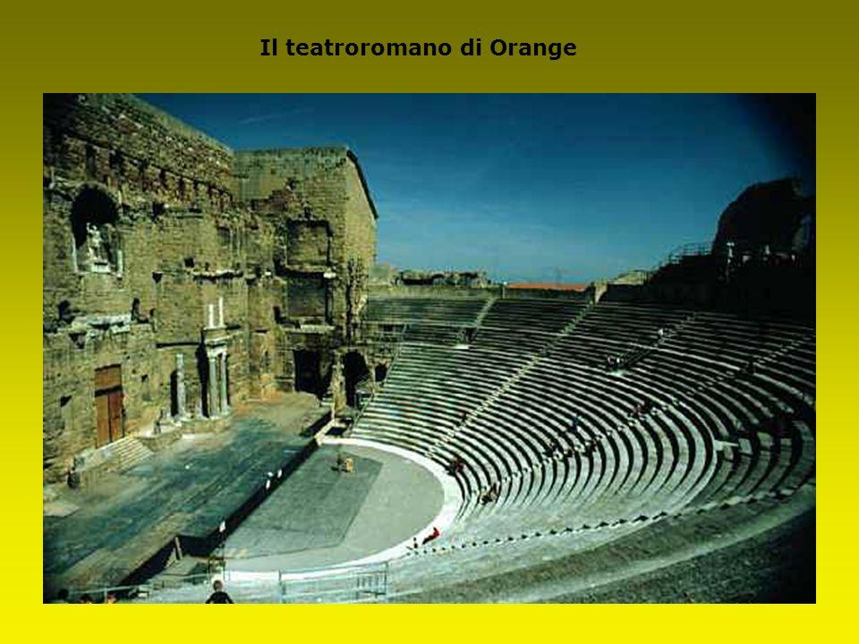 Il teatroromano di Orange