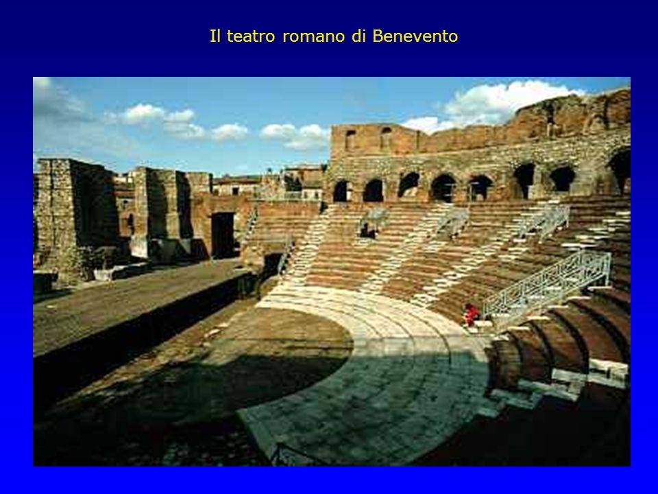 Il teatro romano di Benevento