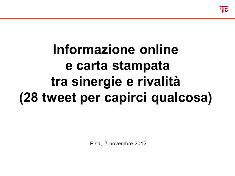 NUOVI STRUMENTI PER UN NUOVO GIORNALISMO @iebitas: @ricpuglisi @Claudiogiua Questa, almeno, è la tua speranza #tipiacerebbeeh