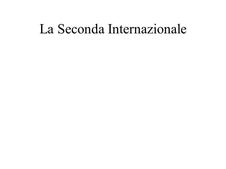 La Seconda Internazionale