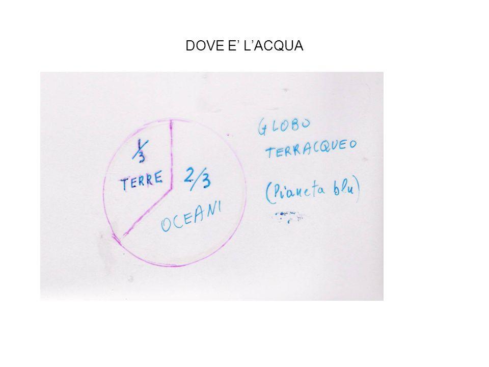 DOVE E LACQUA