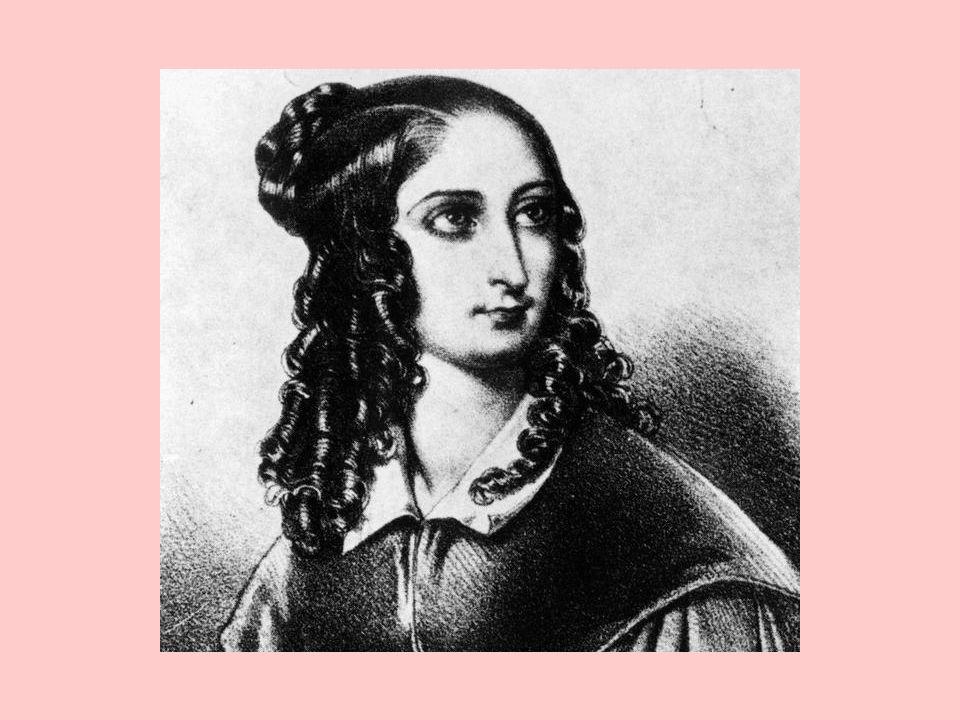 Flora Tristan Flora Tristan (1803-1844) figlia di una modesta ragazza francese e di un ricco giovane peruviano.