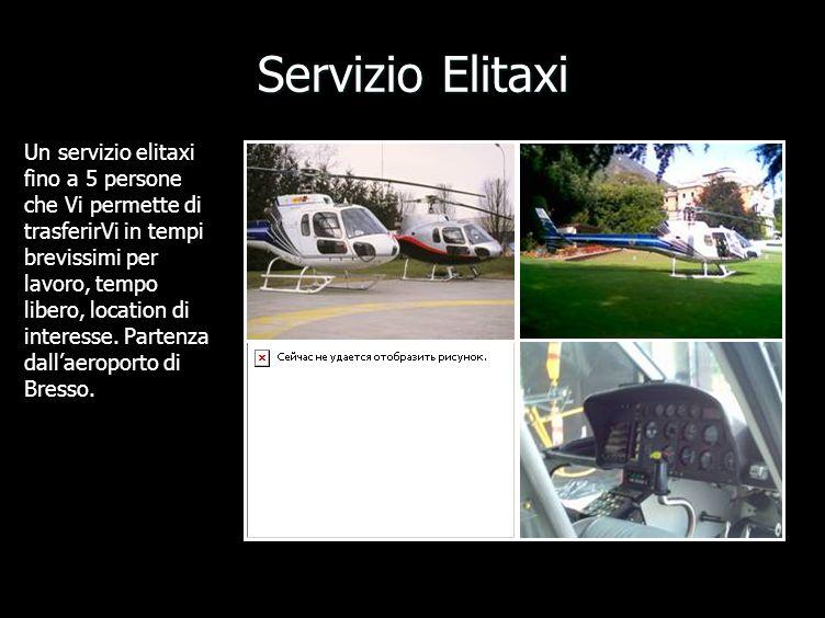 Servizio Elitaxi Un servizio elitaxi fino a 5 persone che Vi permette di trasferirVi in tempi brevissimi per lavoro, tempo libero, location di interesse.
