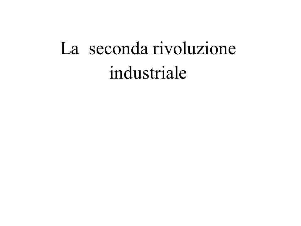Italia Nascono grandi gruppi nella siderurgia: Terni, nata nel 1884, la Siderurgica di Savona (1900), lIlva (1905), nella meccanica pesante lAnsaldo (1853) e la Breda (1886).