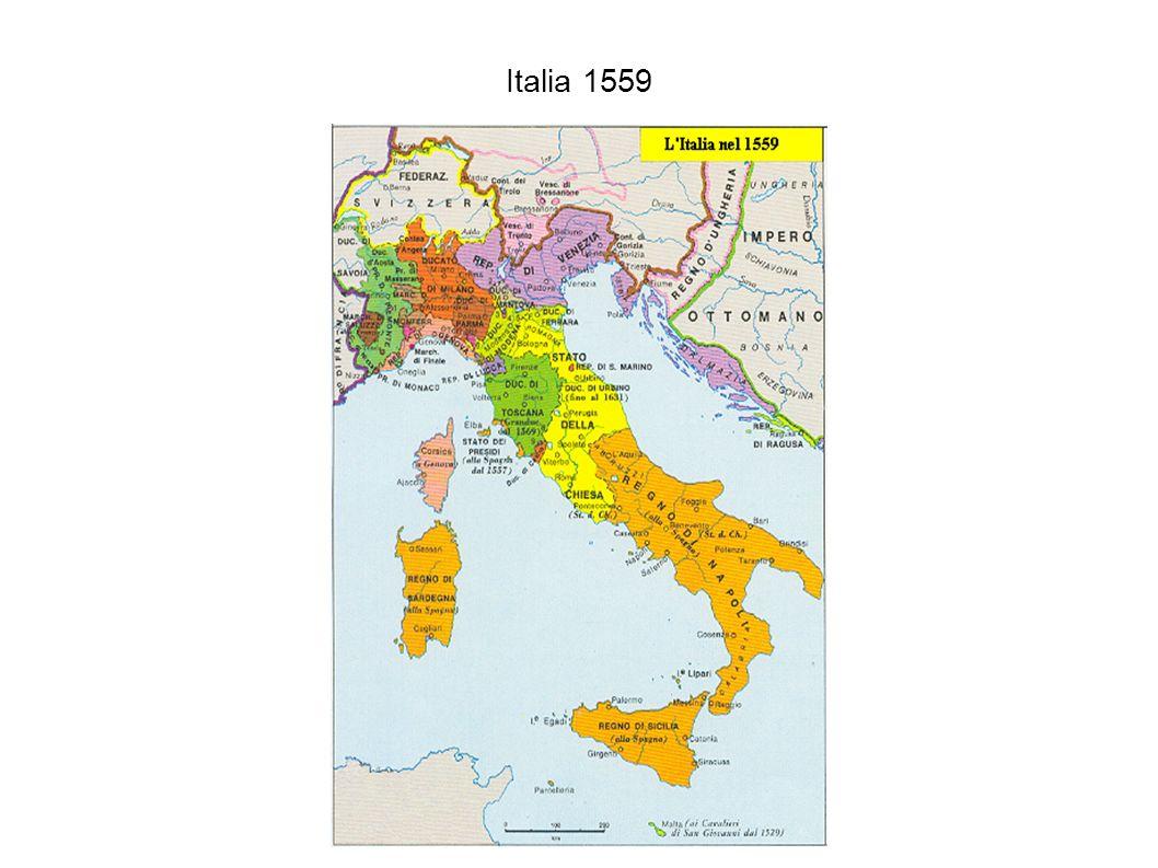 Italia 1559