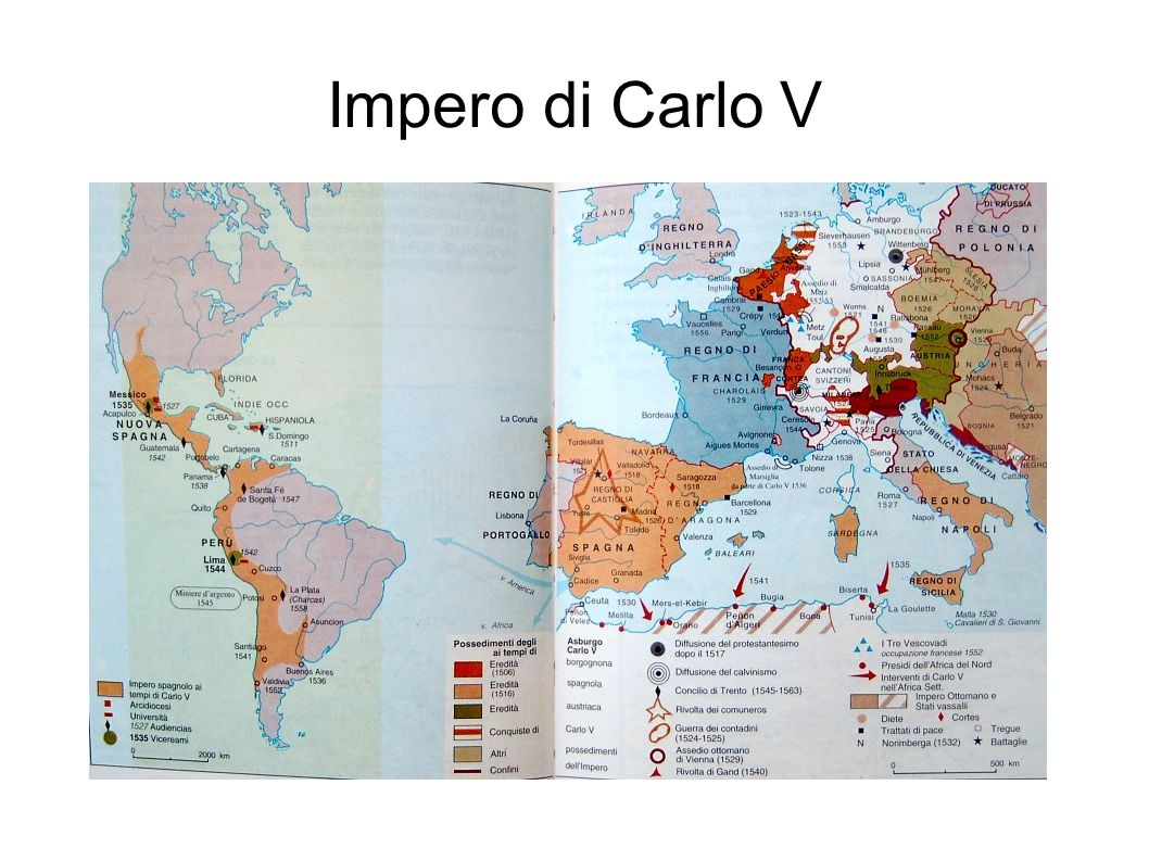 Impero di Carlo V