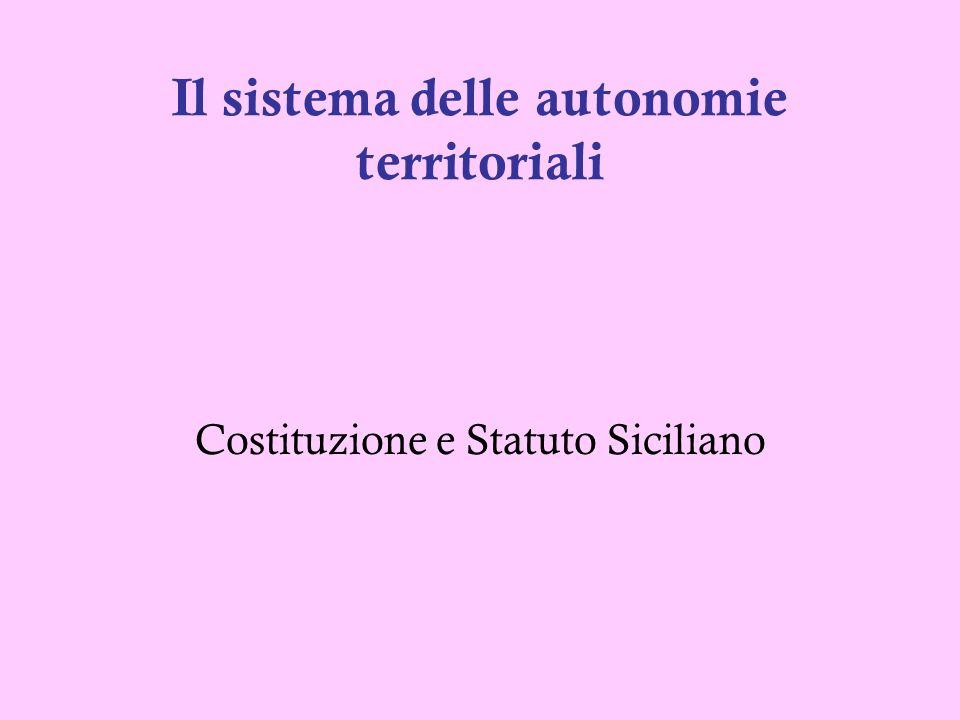 I principi costituzionali autonomia e decentramento; sussidiarietà: a) orizzontale b) verticale; legalità; imparzialità (separazione tra pol.