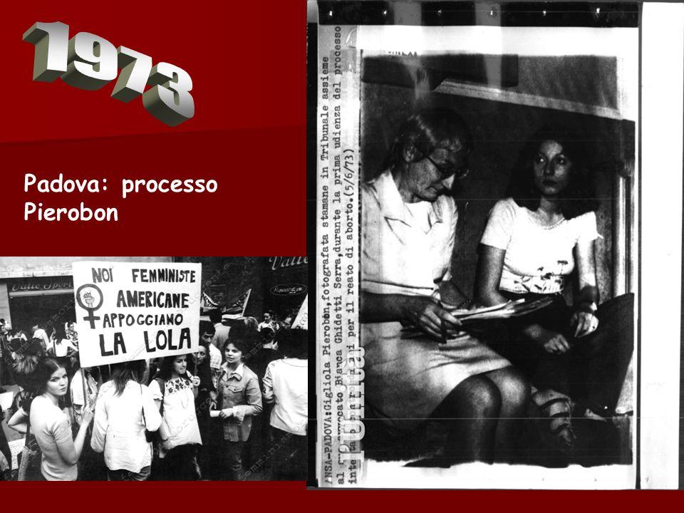 Padova: processo Pierobon