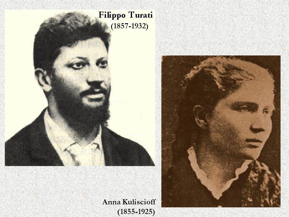 Anna Kuliscioff (1855-1925) (1857-1932)