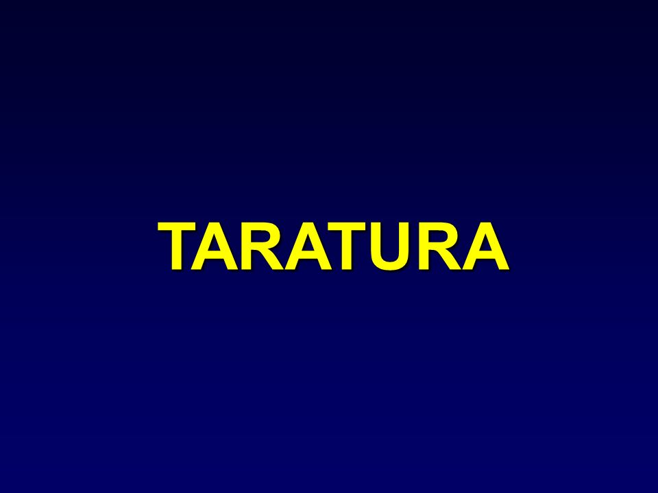 TARATURA