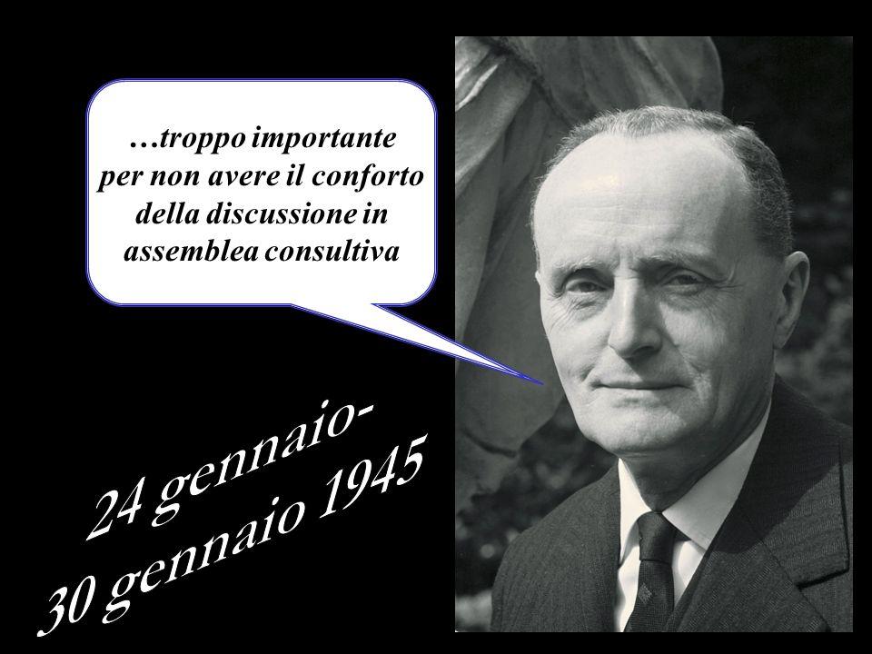 Il diritto di voto alle donne italiane Ivanoe Bonomi è varato dal 2° governo Bonomi, costituito da DC, PCI, Democrazia del Lavoro e PLI è breve, sommario e incompleto…