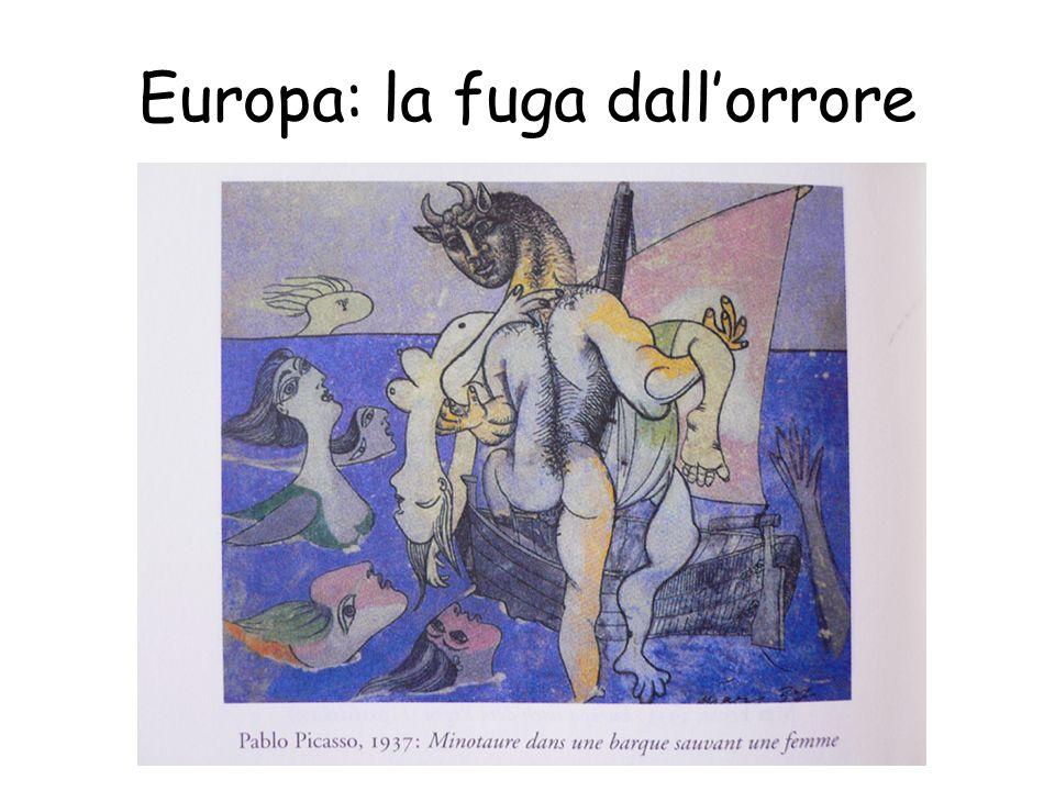 Europa: la fuga dallorrore