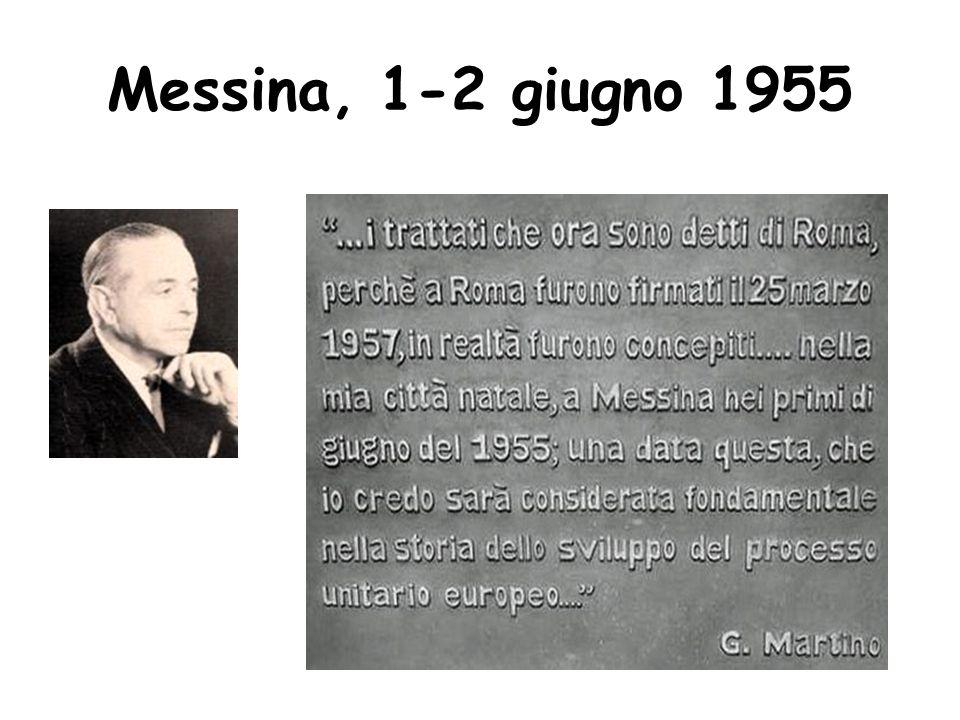 Messina, 1-2 giugno 1955