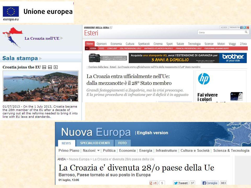 La conferenza di Messina ha rilanciato lidea europea.