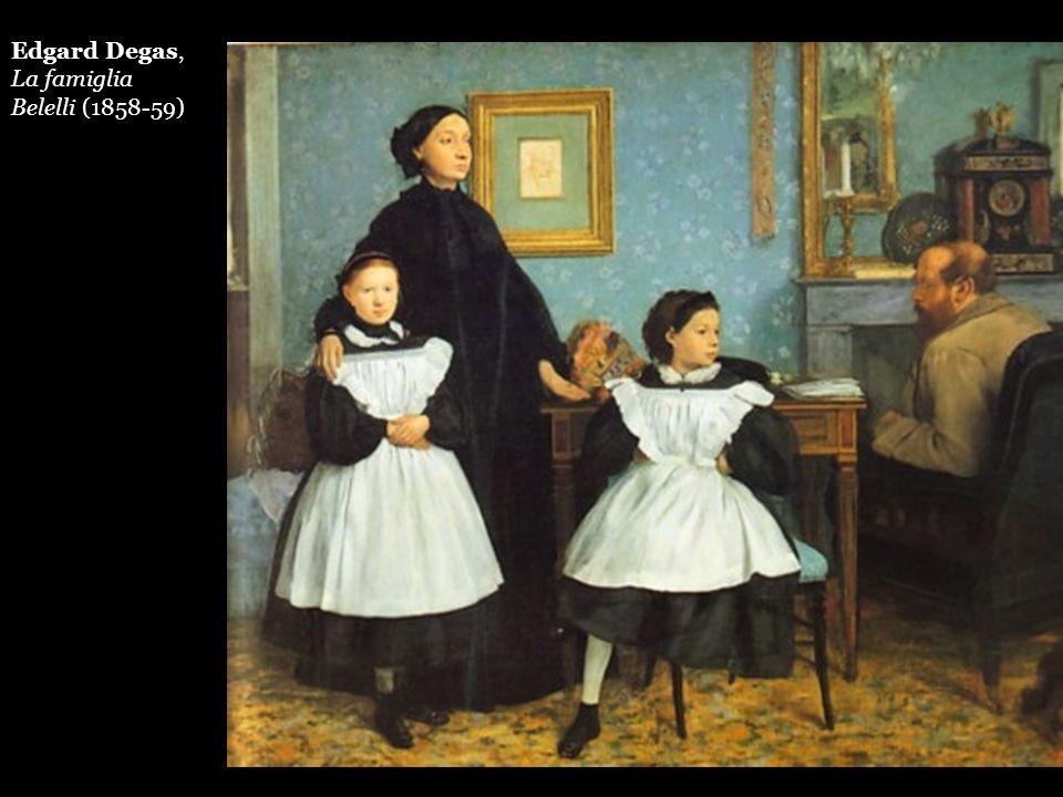 Edgard Degas, La famiglia Belelli (1858-59)