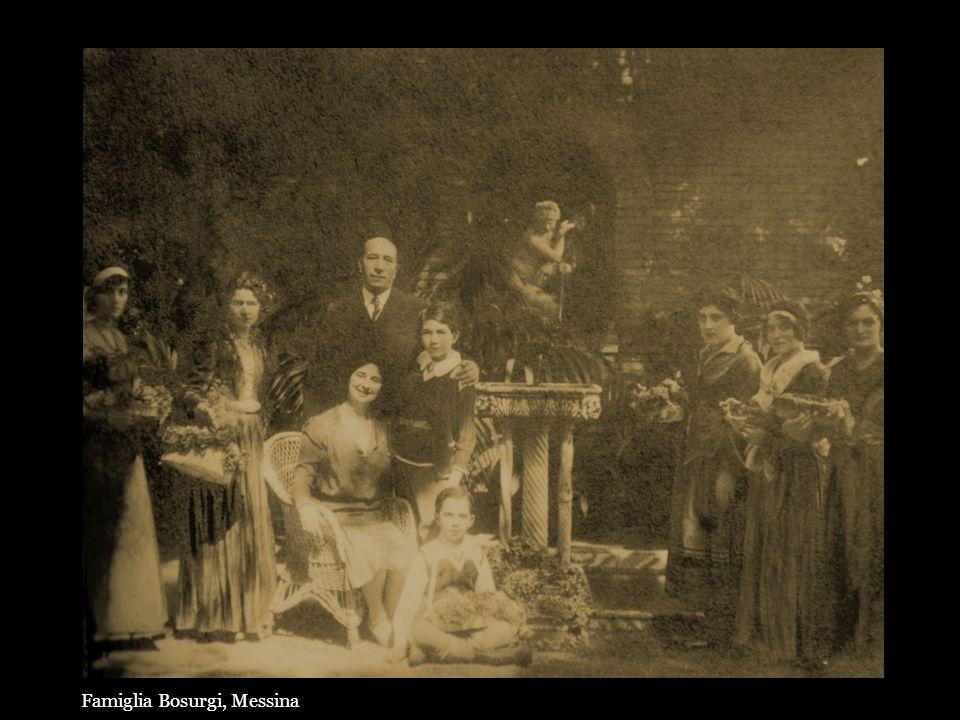 Famiglia Bosurgi, Messina